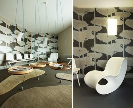 Cabinet Dentaire - Design by Didier VERSAVEL - Viadoma