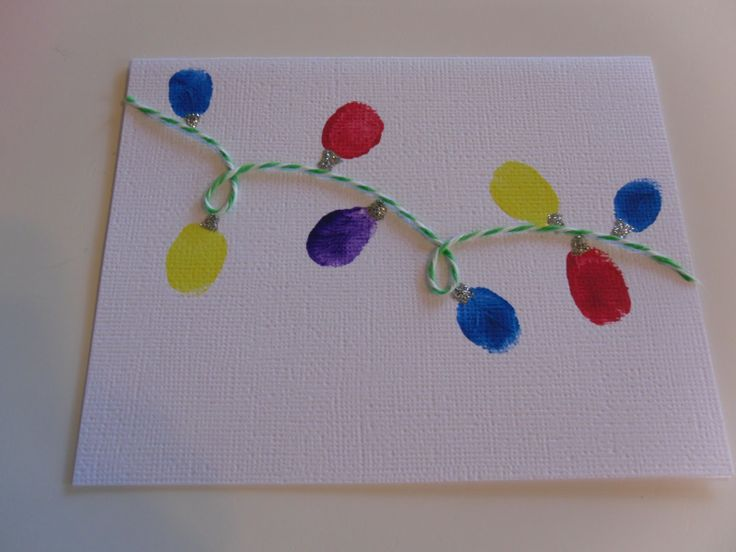 Card Crafts From Pinterest | Inspired By Pinterest U2013 Sensory Christmas Cards  For Kids! |