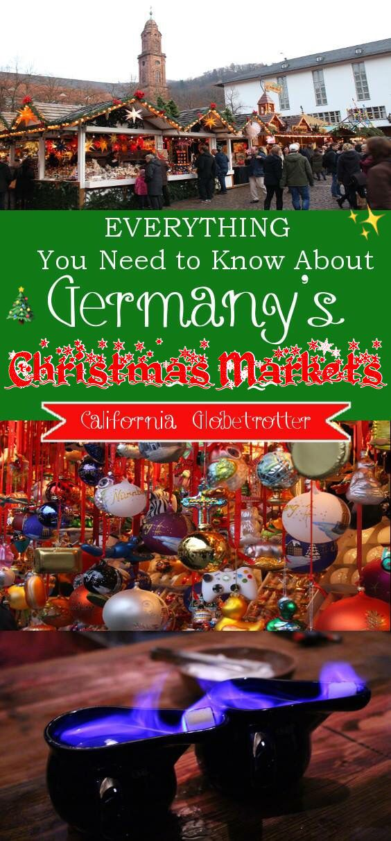EVERYTHING You Need to Know About Germany's Christmas Markets - California Globetrotter (0)