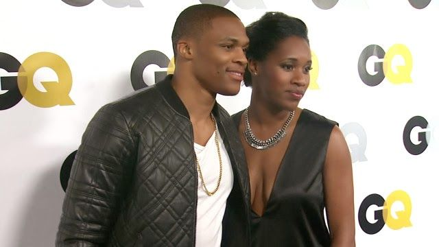 Beautiful Black Couples — Russell Westbrook and girlfriend Nina