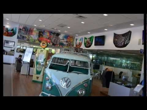 Lundes Peoria Volkswagen Showroom Part 2 April 2012 Serving Peoria Phoenix Arizona - YouTube