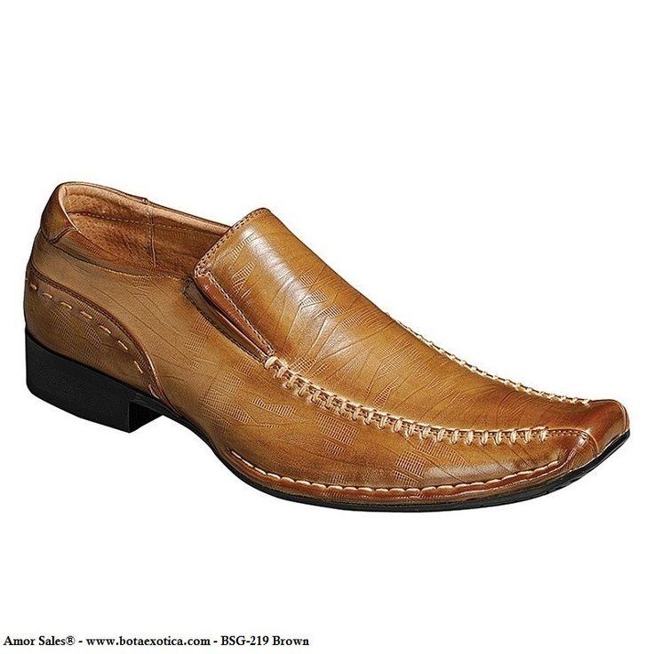 BSG-219 - Zapatos Casuales para Hombres