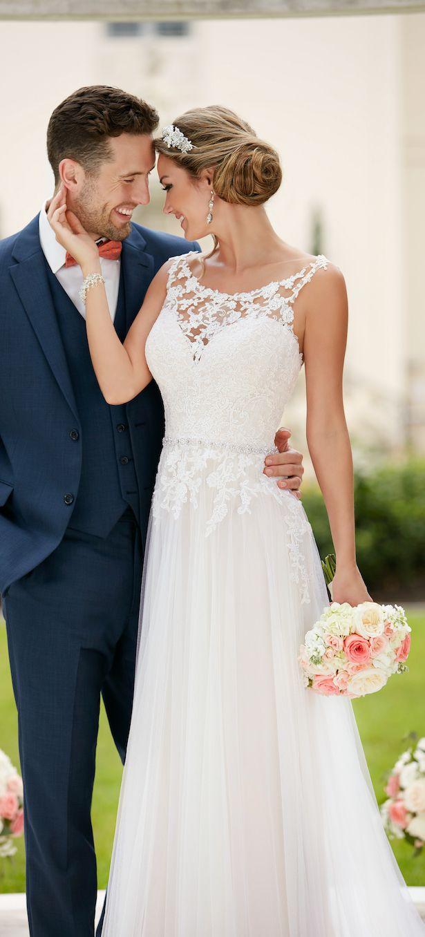 136 best Kleider images on Pinterest | Wedding ideas, Bridal gowns ...