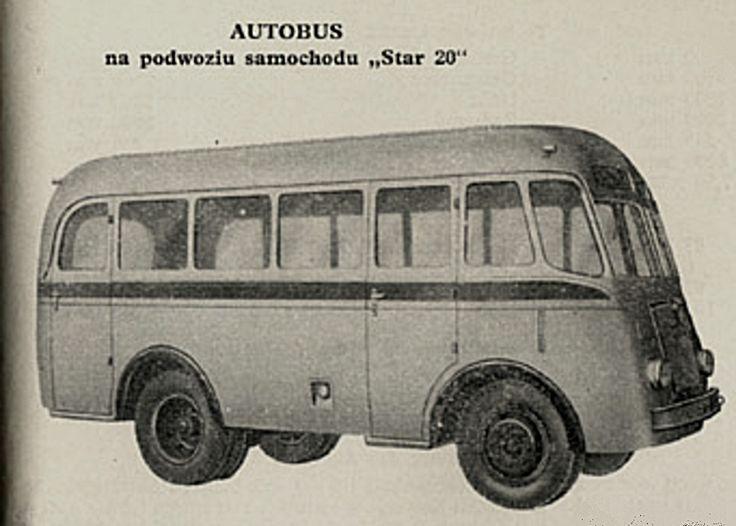 Star - na podwoziu modelu 20