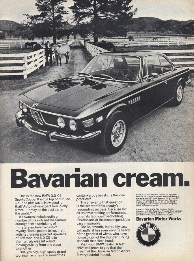 127 best BMW Ads & Posters images on Pinterest | Bmw cars, Antique ...