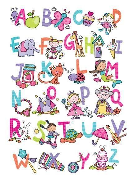 Simon Abbott - professional children's illustrator, view portfolio