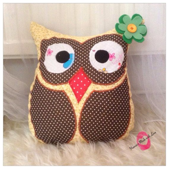 Hey, I found this really awesome Etsy listing at https://www.etsy.com/listing/234981209/owl-cushionowl-pillowsshape