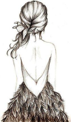 cool black belt girls drawings | Comment dessiner une robe ? | Pourquoi Comment : Les réponses à vos ...