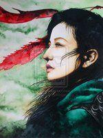 Hua Mulan by Shigure92