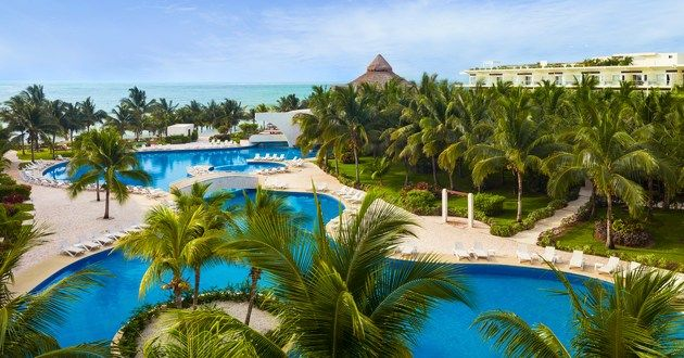 Azul Sensatori Mexico in Puerto Morelos, Riviera Maya, Mexico - All Inclusive Deals...