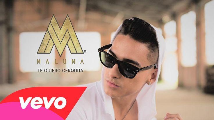 Maluma - Te Quiero Cerquita (Cover Audio)