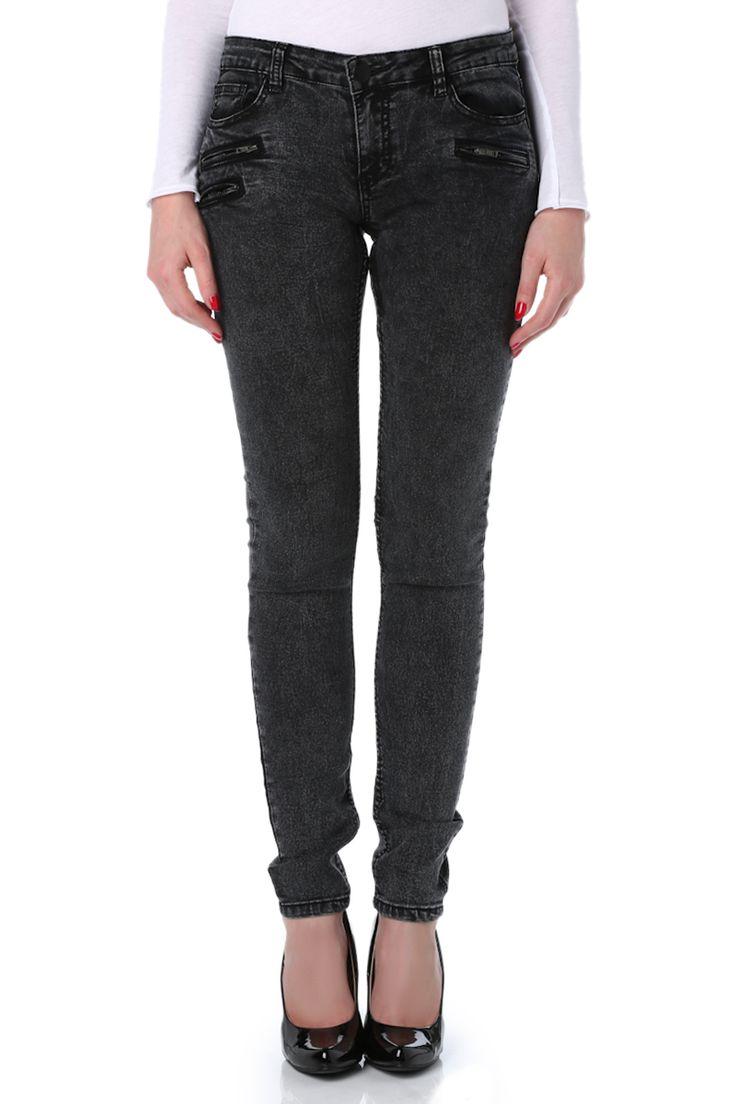 Jeans slim délavé #jeans #slim #style