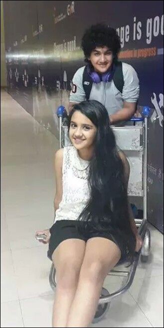 Roshni walia and faisal khan
