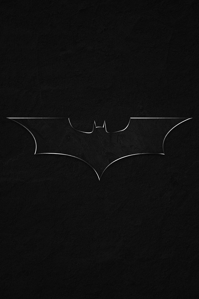awesome  batman 2014 logo hd Batman Logo Wallpapers for iPhone 5 Backgrounds   iPhone Wallpaper