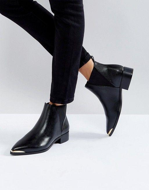 44086fbbd3b67 Lust List - KATE LA VIE. Lust List - KATE LA VIE Pointed Ankle Boots ...