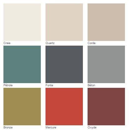 1000 id es sur le th me couleurs peinture cottage sur pinterest couleurs de - Peinture couleur bronze ...
