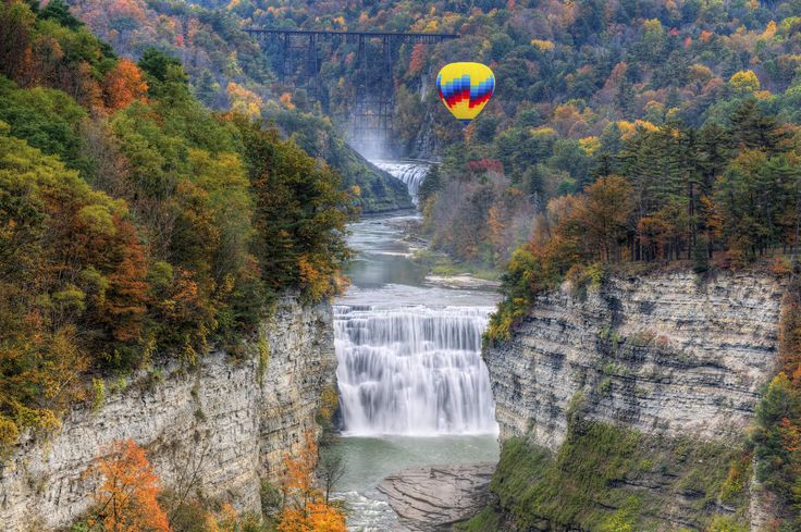 From a field of gold to the Grand Canyon of the East, these are the places worth discovering on your next weekend getaway.