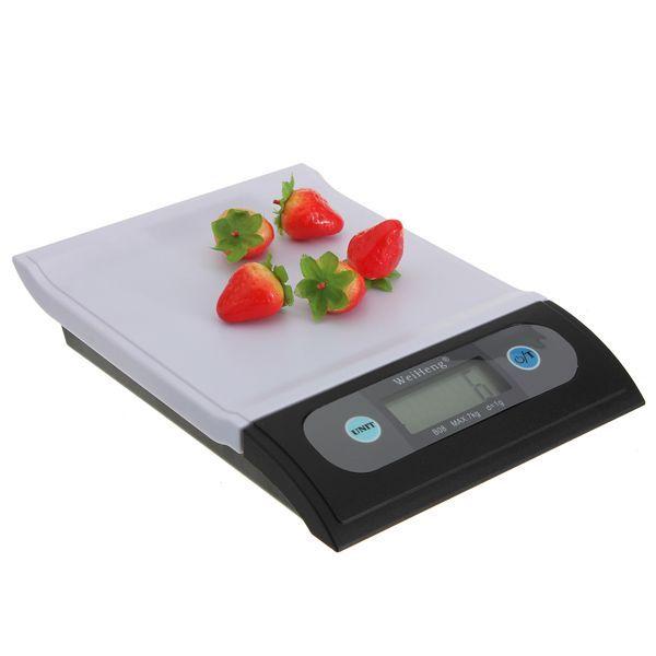 7kg/1g Digital Lcd Balanza Electronica Cocina Descripcion De Peso De Equilibrio: Bid: 22,35€ (£20.49) Buynow Price 22,35€ (£20.49)…