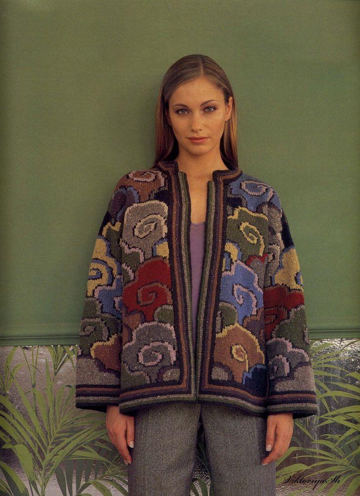 367 Best Knit Cardigans Jackets Images On Pinterest Jackets