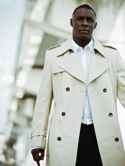 Idris ElbaThis Man, Idris Elba, British Actor, Men Hair, Future Husband, Idriselba, Men Fashion, Trench Coats, Man Style