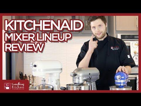 Kitchenaid Mixer Review Artisan Mini Artisan Pro 600 Mixers