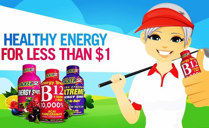oThe #weekend is here & it's time to get out there & participate in your favorite sport.  Mine is #golf - & I'm ready to go thanks to #Stacker2's #DollarEnergyClub I always have my #energyshots ready to go.  #golfgods #mlb #nba  #baseball #basketball #football #hockey #soccer #tennis #golf #sports #follow  #lol #haha #funny #highlights #america #curry #news #health
