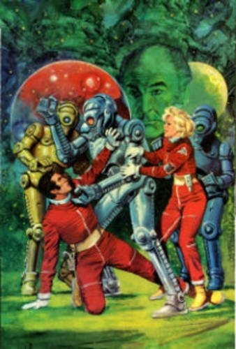 Classic Space: 1999 - To Everything That Was: Selected Remastered Works by Gray Morrow, http://www.amazon.co.uk/gp/product/1936393956/ref=cm_sw_r_pi_alp_rLHprb1MNB1TE