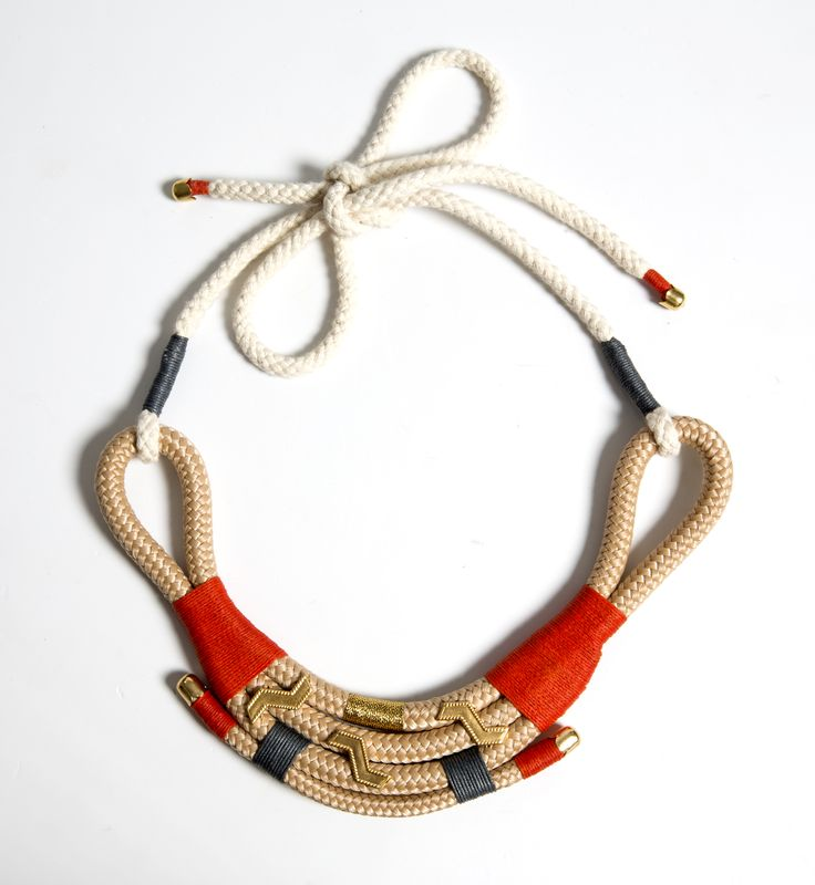"""PICHULIK: Local accessories brand Pichulik is renowned for its signature woven details. """"The demand for Pichulik grew the teams,"""" says founder Katherine-Mary Pichulik, whose team now includes four creative women. """"I used threads in gold, white, black and yellow with a few zig-zag weaves,"""" she says of her latest nine-piece collection, which features influences from Africa and the Middle East."""