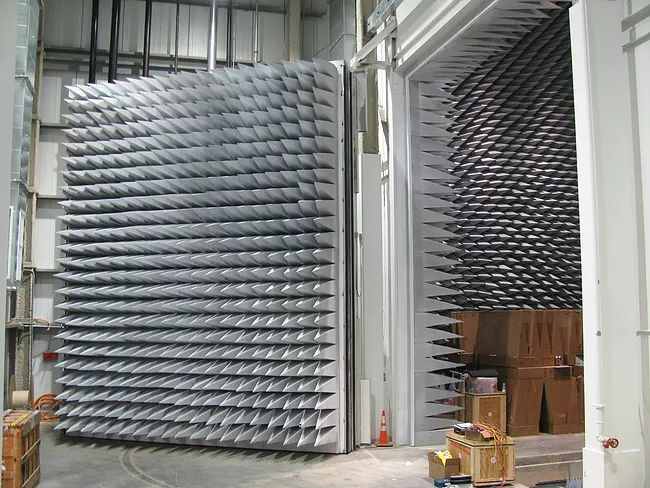 Specializing in custom engineered anechoic chamber doors. Other large scale shielded doors include X-Ray, RF and Radiation applications.