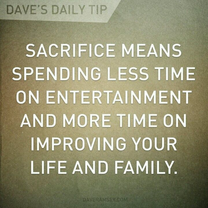 Great financial advice.  Live within your means and what you have left should be investments into the future not wasted.