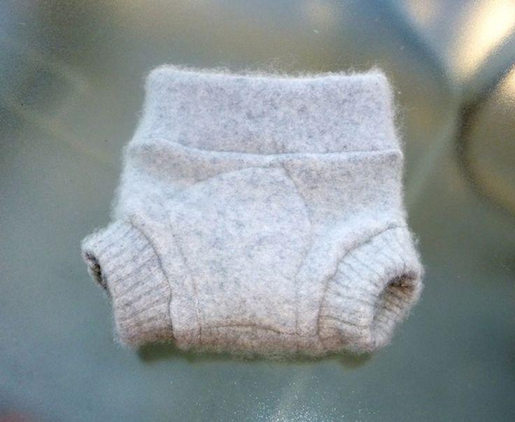wool diaper cover soaker