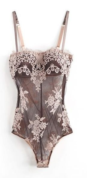 lingerie Couture ~ Cynthia Reccord