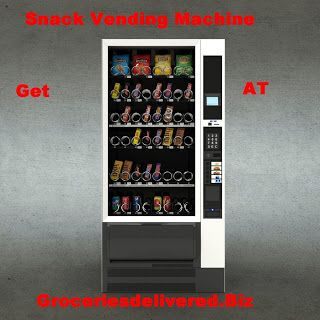 Snack vending machine has a lot of benefits and could be a really good option if you are considering to show your employees that how much you care of them.