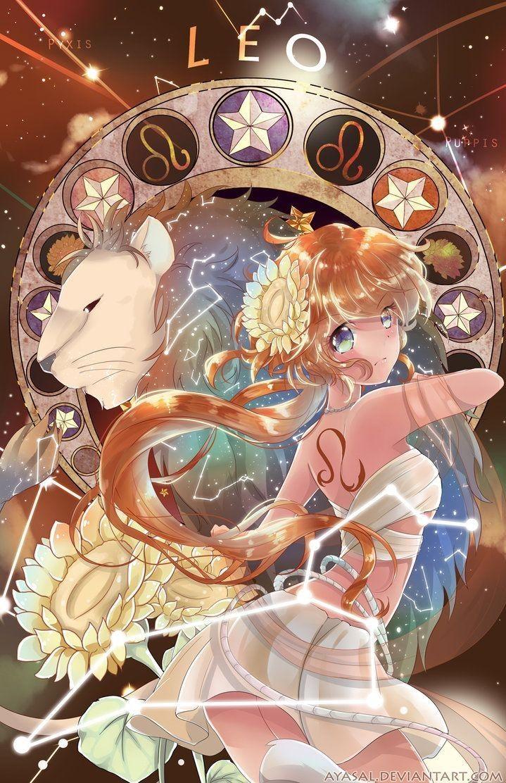 Pin By Evelina Athanasia On Zodiac Signs In 2020 Anime Zodiac Anime Art Girl Zodiac Art