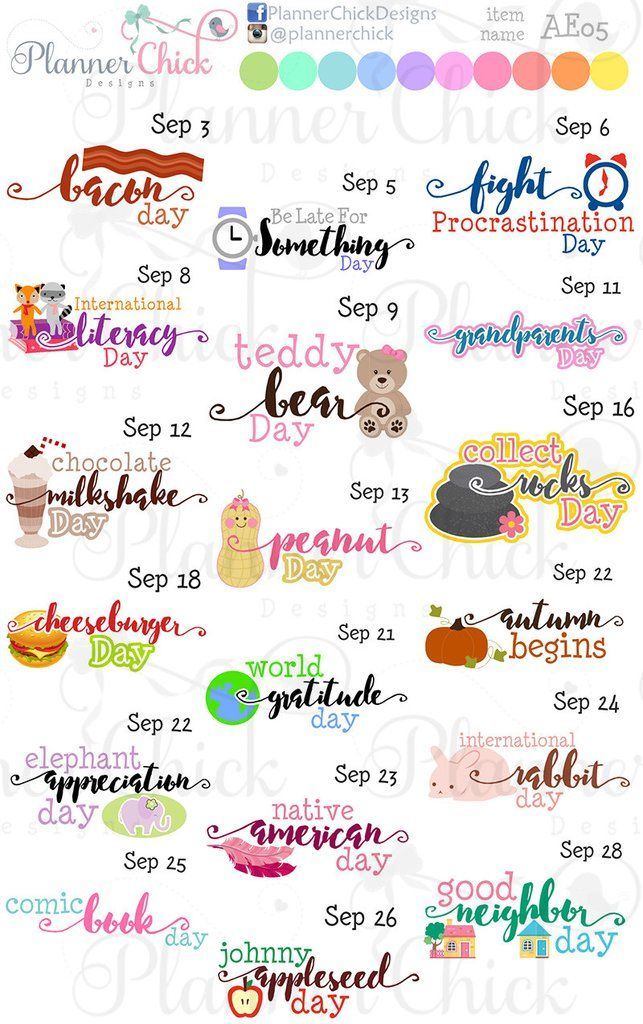 17 Best ideas about National Day Calendar on Pinterest ...