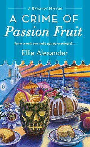 My Reading Journeys: A Crime Of Passion Fruit-Elle Alexander-Book Review-Interview-Giveaway  http://myreadingjourneys.blogspot.com/2017/07/a-crime-of-passion-fruit-elle-alexander.html