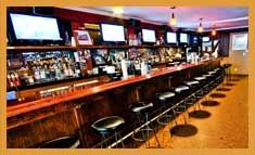 Michigan State University Alumni bar (home of other school alums too!) catch the BTN games here!