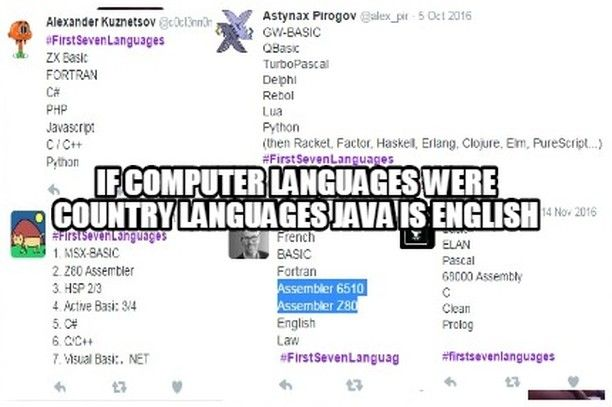 Java universal language #programming #coding #code #computer #program #language #C #Java #html #css #javascript #php #sql #english #c #delphi #scala #arcadia