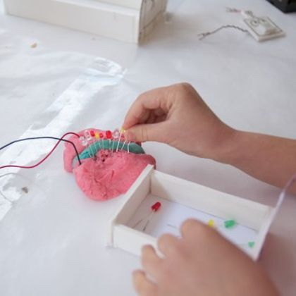 72 best Squishy Circuits, E-Textiles, MakeyMakeys and More images on ...