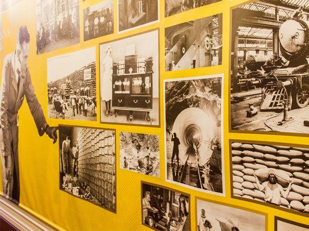 D Exhibition Melbourne : Victorian archival treasures exhibition design by studio