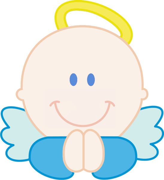 BABY ANGEL, CLIP ART PRINTABLE