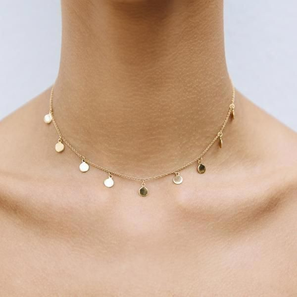 YCL JEWELS CONSTELLATION CHOKER #designerjewelry
