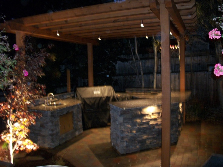 23 Best Outdoor Kitchen Ideas Images On Pinterest | Home, Outdoor Kitchens  And Landscaping Part 63