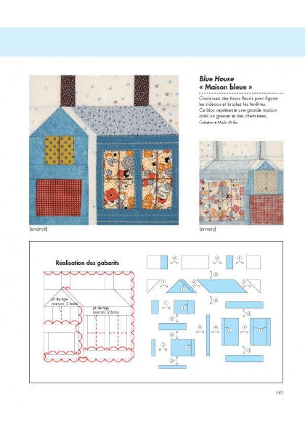 Ce livre en recense 163 (traditionnels et originaux), que l'on retrouve en deux parties : les blocs de base géométriques et les blocs figuratifs.