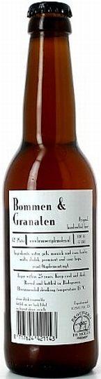 Bommen & Granaten - Brouwerij De Molen - The Netherlands