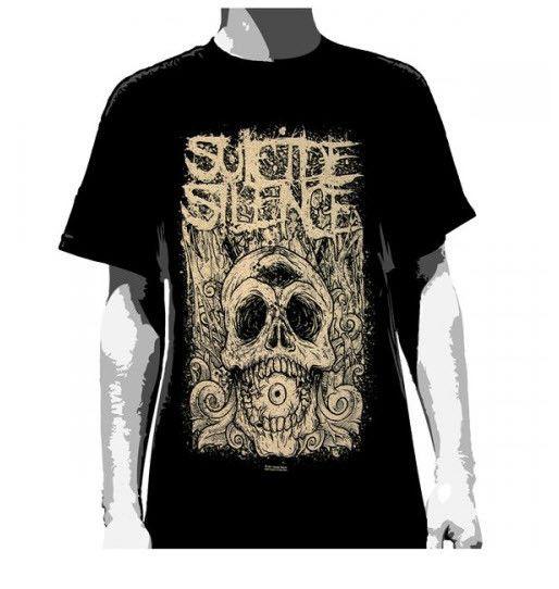 Suicide Silence Death Of Cyclops T-Shirt Men's – Famous Rock Shop