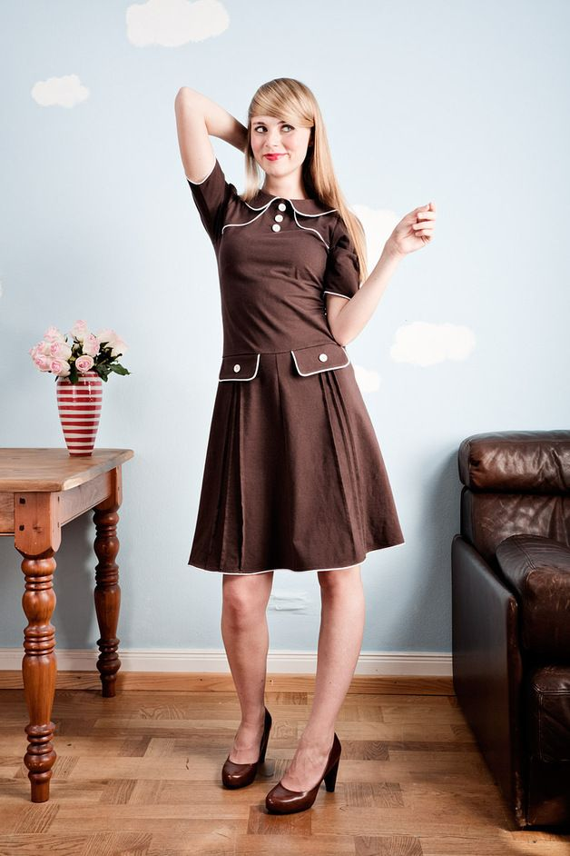 die besten 25 60er jahre mode ideen auf pinterest kleidung 60er jahre kleidung im stil der. Black Bedroom Furniture Sets. Home Design Ideas