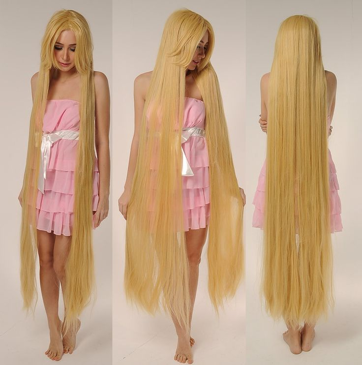 Aliexpress.com : Buy 150Cm Long Straight Blonde Cosplay Wigs Free Shipping Can Be DIY Princess Repunzel Cosplay Wigs Free Shipping from Reli...