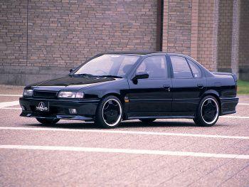 WALD Nissan Primera (P10) '1994–96