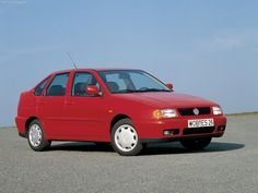 VW Polo Classic - Not my favorite car!
